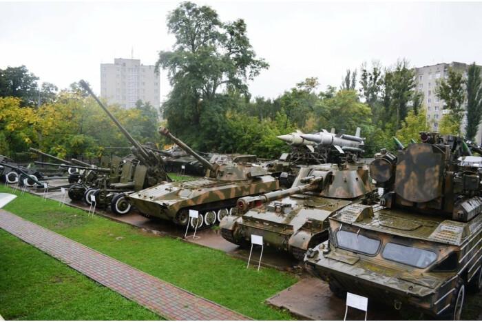 У Луцьку відзначать 20 річницю створення музею українського війська та військової техніки
