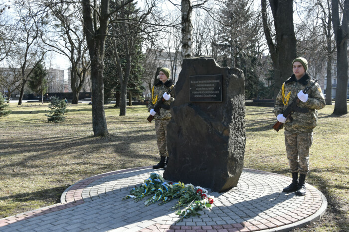 У Луцьку вшанували добровольців, що загинули на Сході України. ФОТО