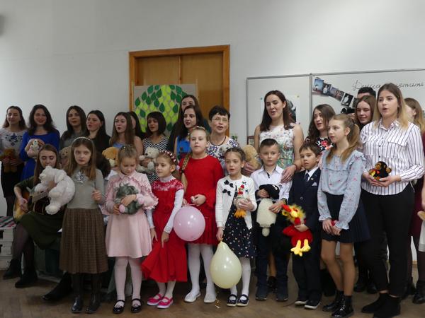 У Лесиному виші відзначили день народження Ліни Костенко. ФОТО