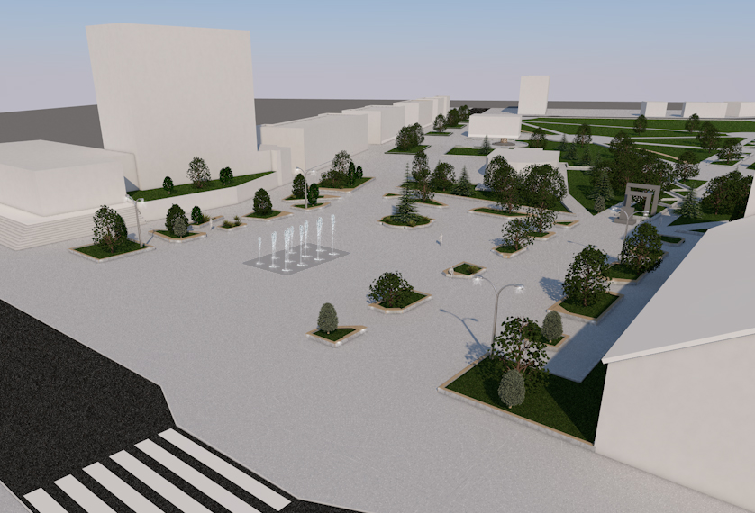 У Ковелі проведуть масштабну реконструкцію міського парку