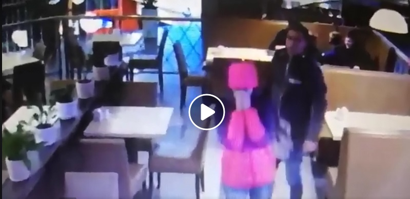 У Луцьку розшукують людей, які не розплатилися у піцерії. ВІДЕО