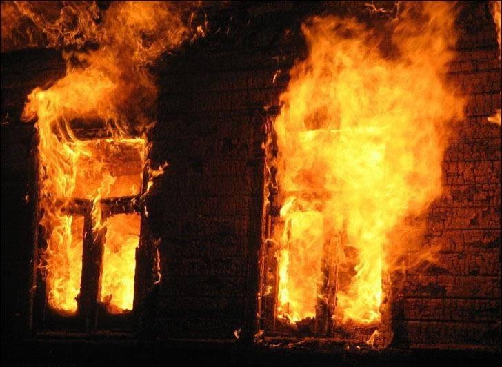 Волинянин загинув під час пожежі у власному будинку