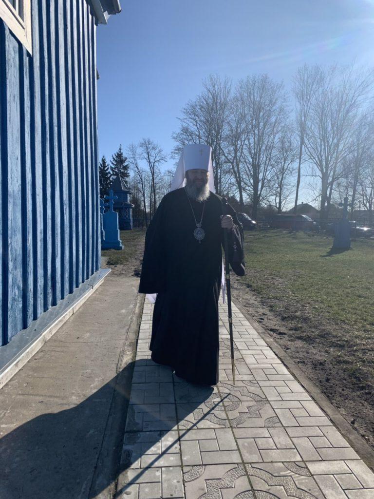 Московський Патріархат заявив, що волинське село лишається з ним