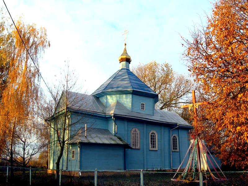Волинське село хоче бути із Московським Патріархатом