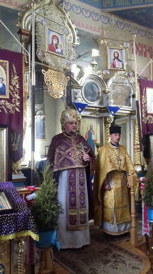 На Горохівщині представили нового настоятеля храму, який перейшов до ПЦУ