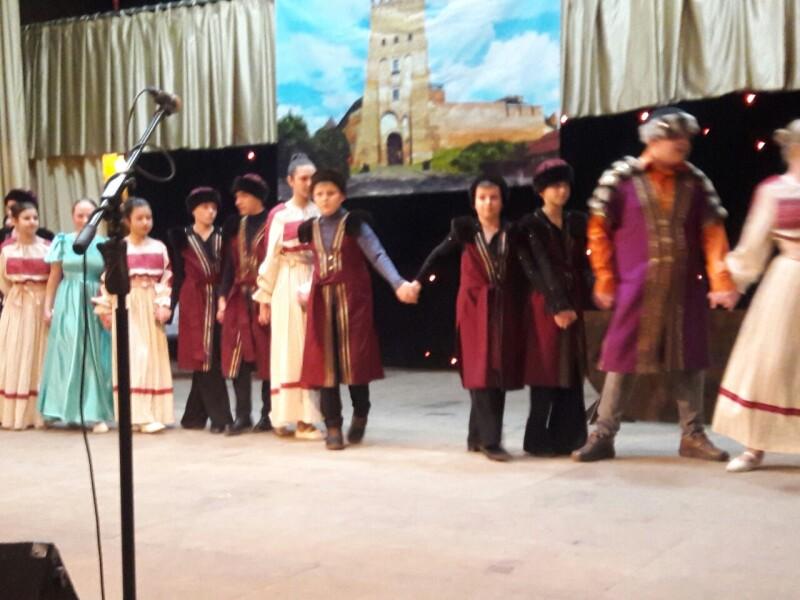 Особливі актори з Луцька взяли участь у Всеукраїнських театральних зустрічах. ФОТО