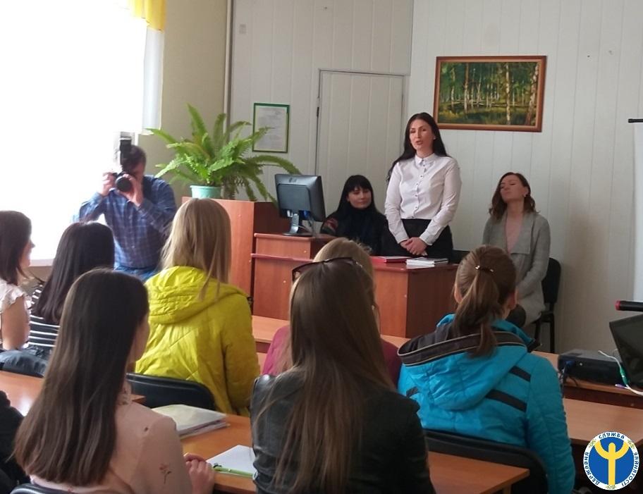 У Луцьку для випускників провели ярмарок кар'єри. ФОТО