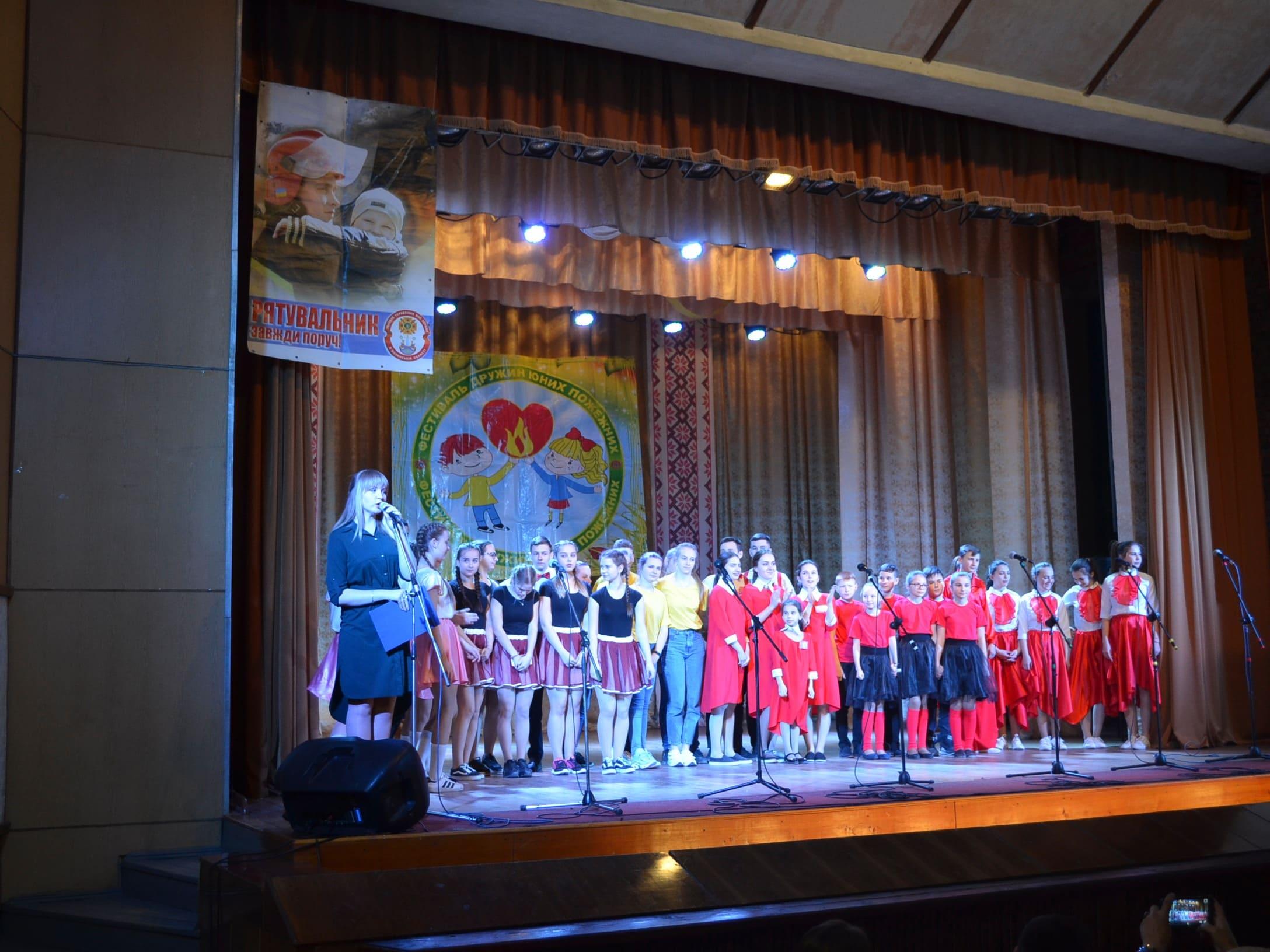 Волинь: в Іваничах відбувся відбірковий етап Всеукраїнського фестивалю юних пожежників. ФОТО