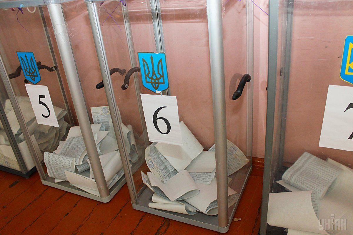 На Волині виявили фальсифікацію виборчих документів