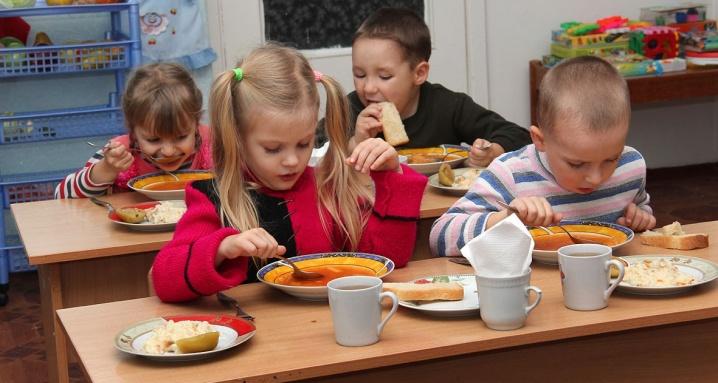 Змінили розмір плати та пільг при оплаті за харчування у дитсадках Луцька