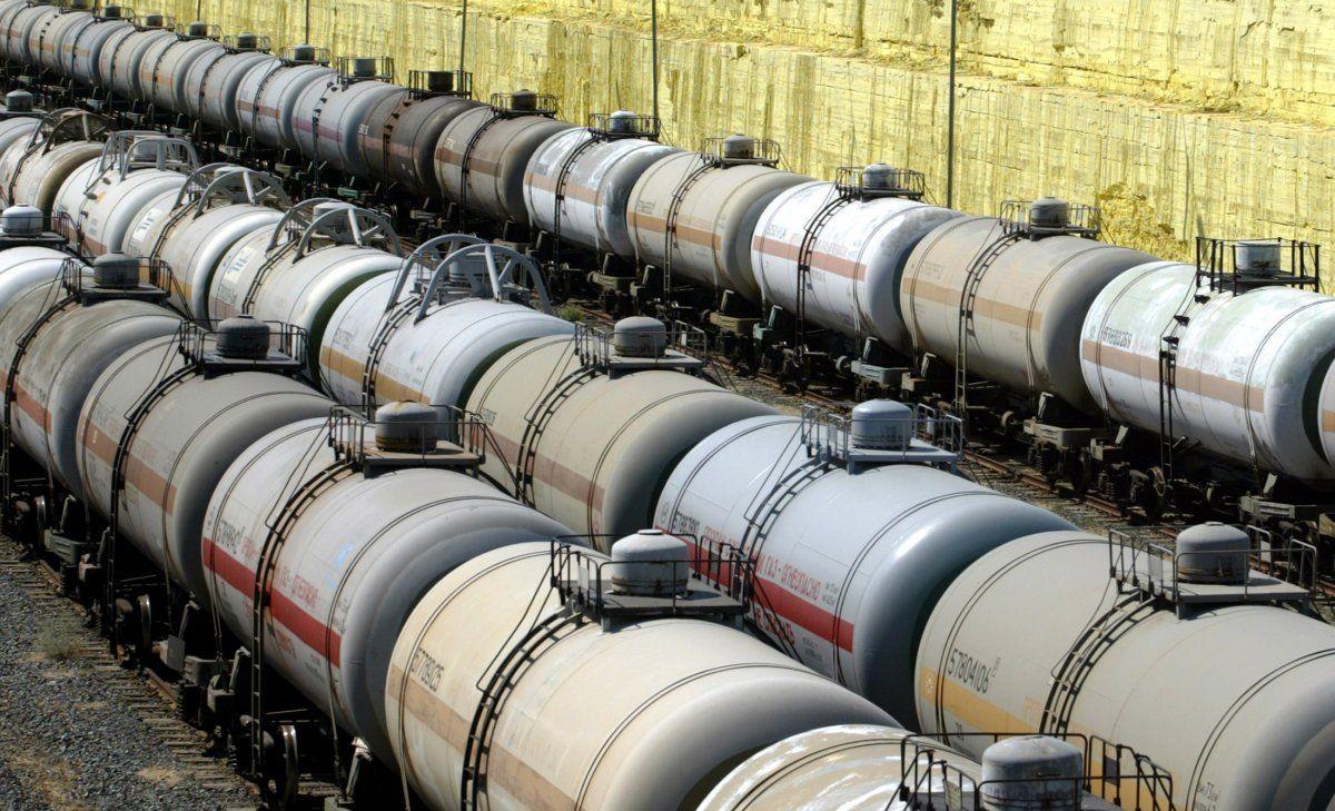 Росія заборонила експорт нафти та нафтопродуктів до України