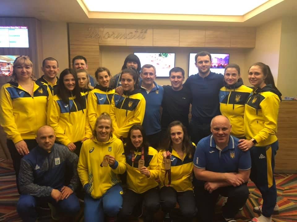 Волинянка успішно виступила на чемпіонаті Європи з вільної боротьби