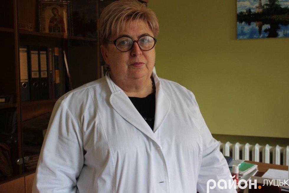 Скільки заробляє головний лікар Волинської обласної психіатричної лікарні