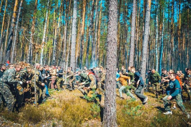 Молодь Волині запрошують проявити себе у Всеукраїнській тереновій грі. ВІДЕО