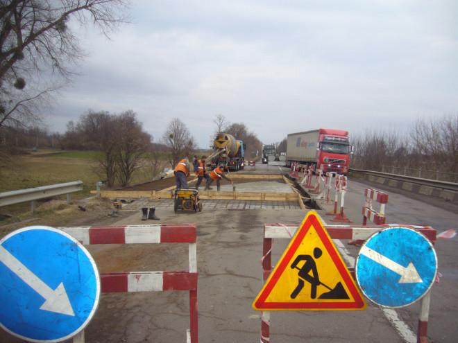 На Волині відремонтують чотири мости