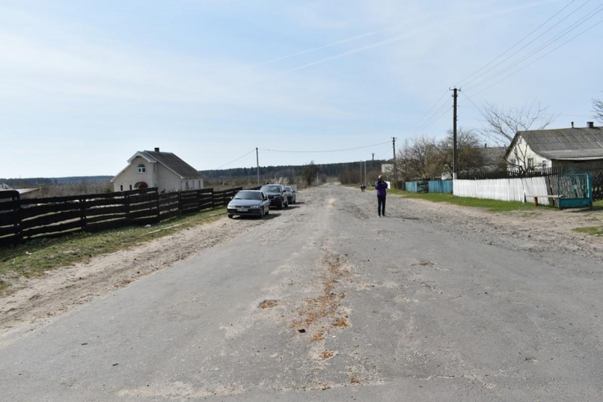 В одному з районів Волині збудують майже 16 кілометрів дороги
