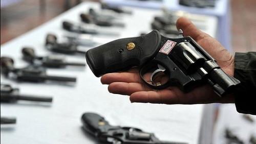 Волиняни здали до поліції 85 одиниць зброї та понад 400 боєприпасів