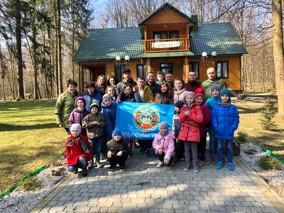 Вихованцям притулку провели пізнавальну екскурсію неподалік Луцька. ФОТО