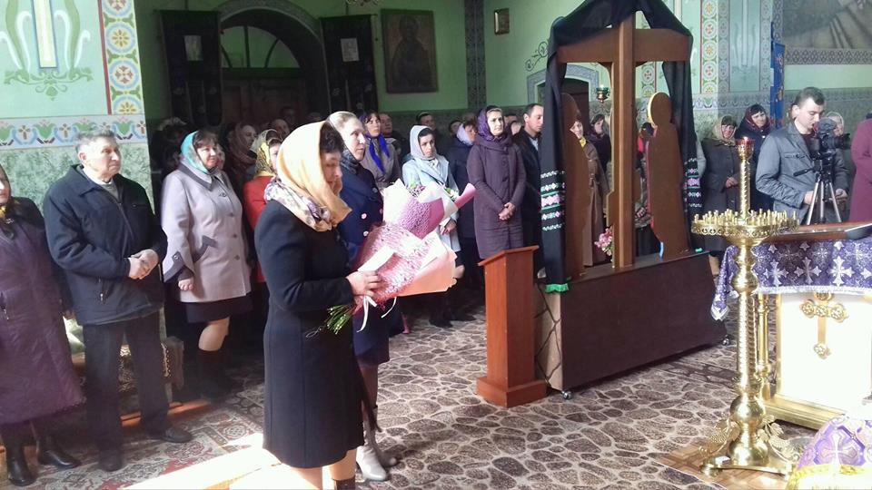 У волинському селі представили нового настоятеля храму