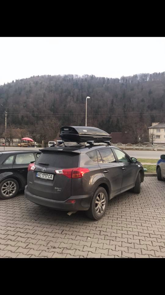 У Луцьку викрали авто