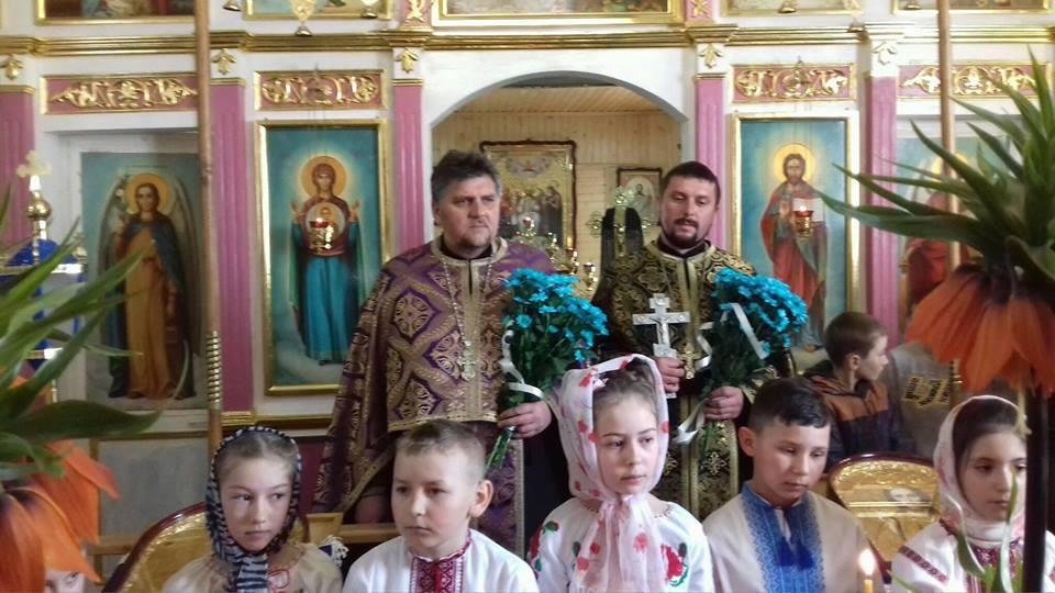 На Волині призначили священика для двох сіл, які перейшли до ПЦУ