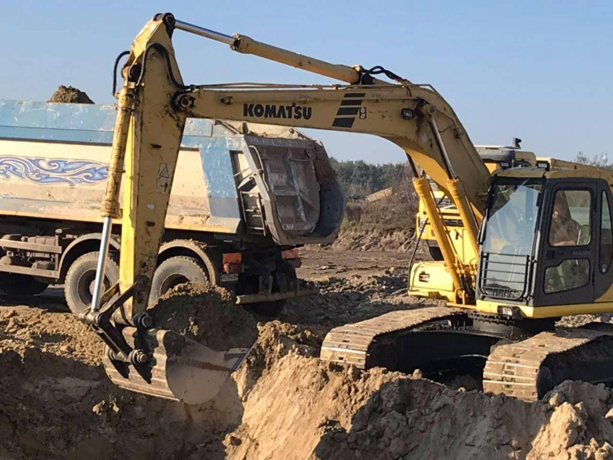 В одному з міст Волині продовжать будувати нове сміттєзвалище