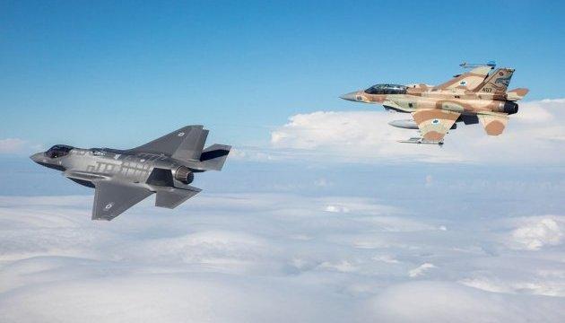 Ізраїльська авіація завдала удару по військових цілях у Сирії