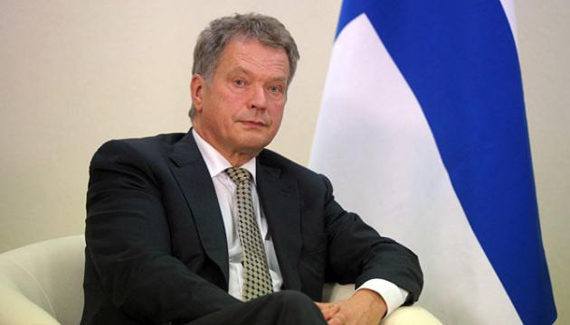 Президент Фінляндії заявив, що в «кримських» санкціях винна Росія