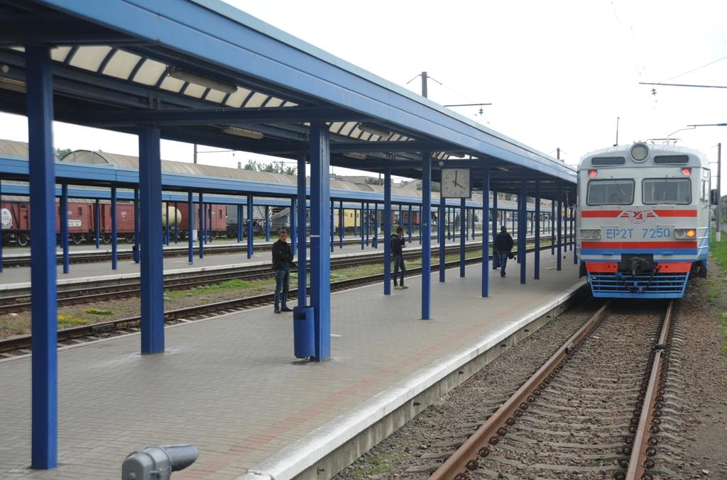 Потяг «Ковель–Сарни» курсуватиме по-новому