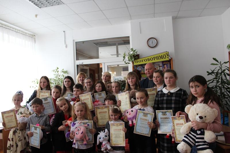 У Луцьку нагородили талановитих казкарів. ФОТО