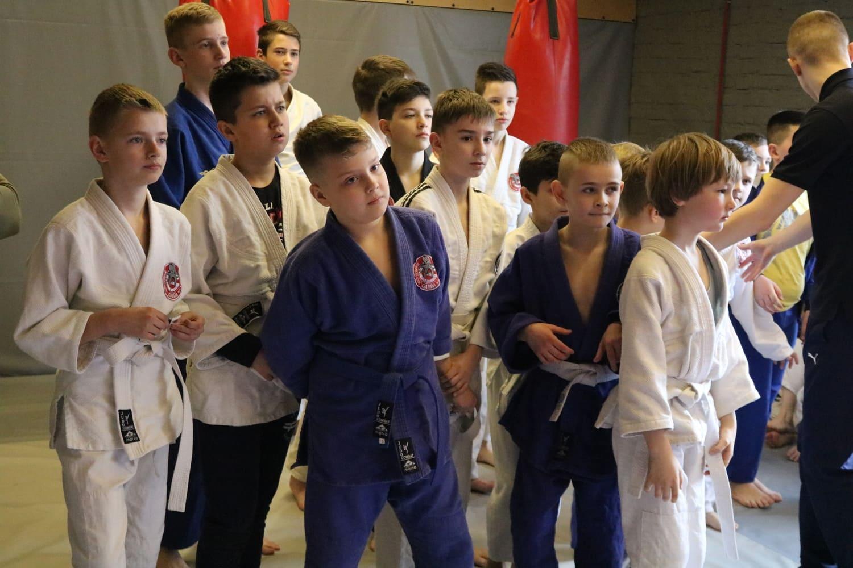 У Луцьку спортивний клуб «GARDA» вперше провів турнір серед дітей із бразильського джиу джитсу. ФОТО