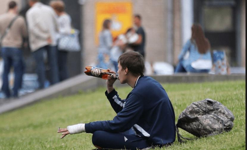 У Луцьку заборонять продаж алкоголю під час футбольних матчів