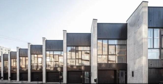 Будинки зі сміття: як виглядає житловий комплекс, повністю збудований із вторсировини. ФОТО