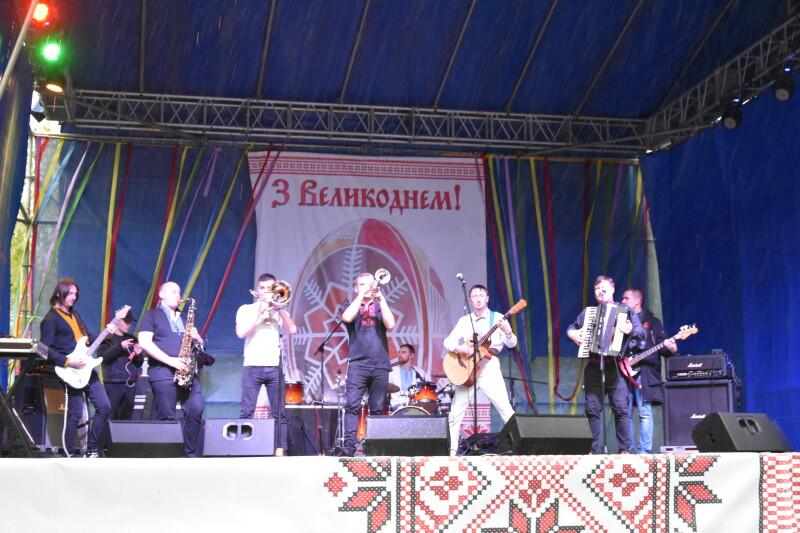У луцькому парку відбувся Великодній фестиваль. ФОТО