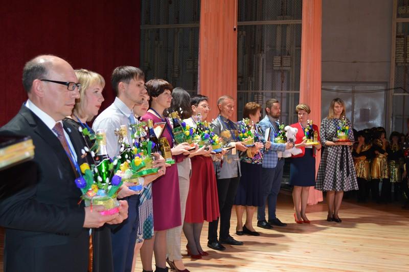 Вінничанка стала переможницею всеукраїнського конкурсу «Учитель року-2019» у Ковелі. ФОТО
