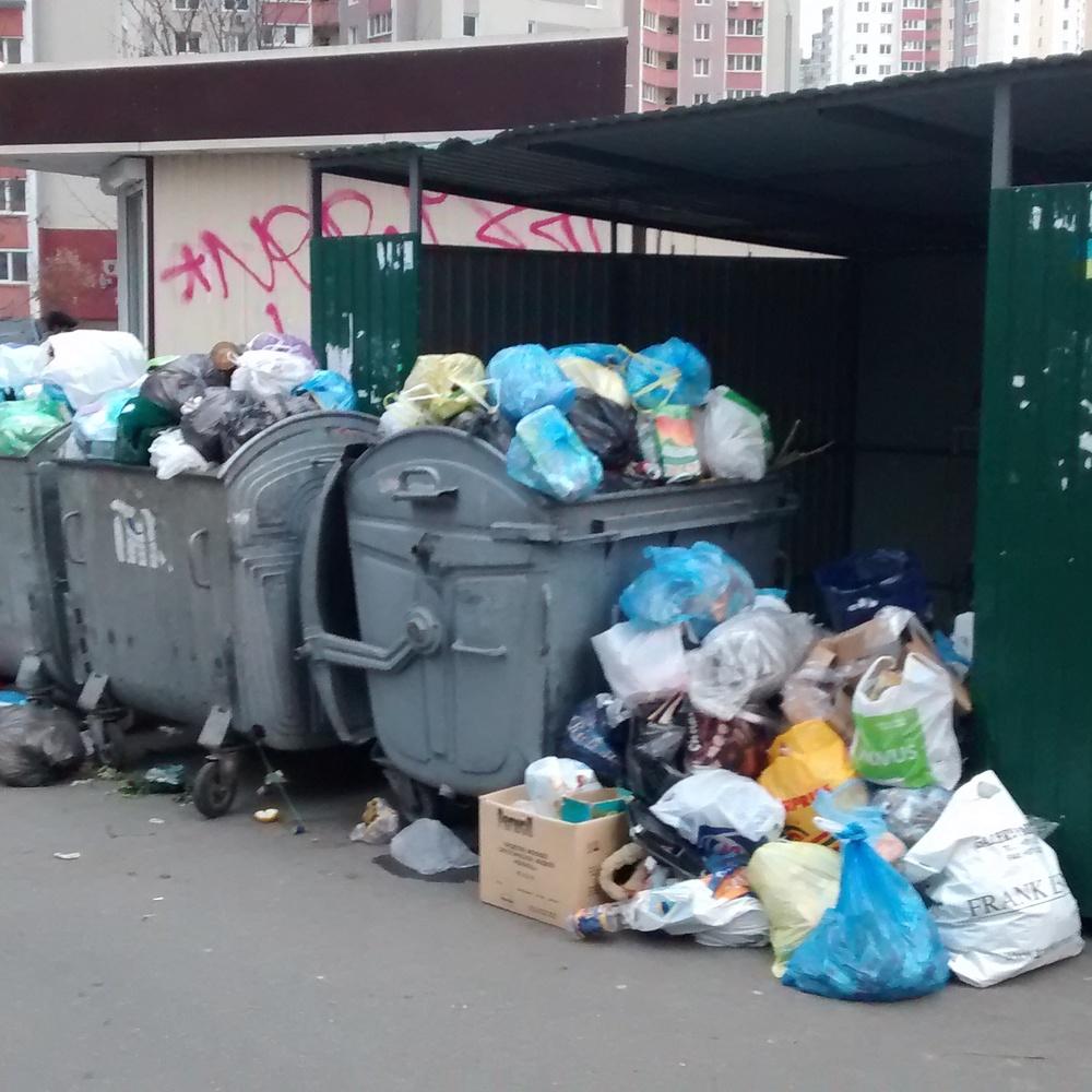 Рожищан штрафуватимуть у разі відсутності договорів на вивезення сміття