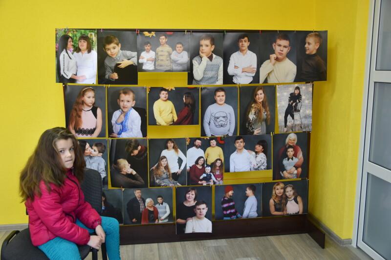 У Луцьку відкрили осередок для особливих дітей. ФОТО