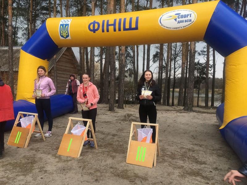Лучани здобули перемогу на змаганнях зі спортивного орієнтування у Ковелі. ФОТО
