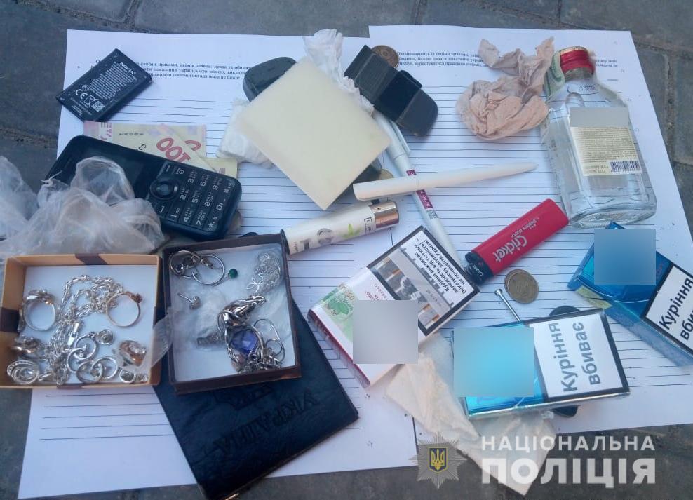 У Луцьку затримали квартирних злодіїв з Львівщини. ФОТО