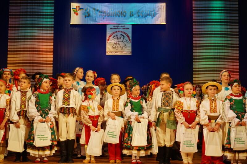 У Луцьку відбулись «Весняні танцювальні зустрічі». ФОТО