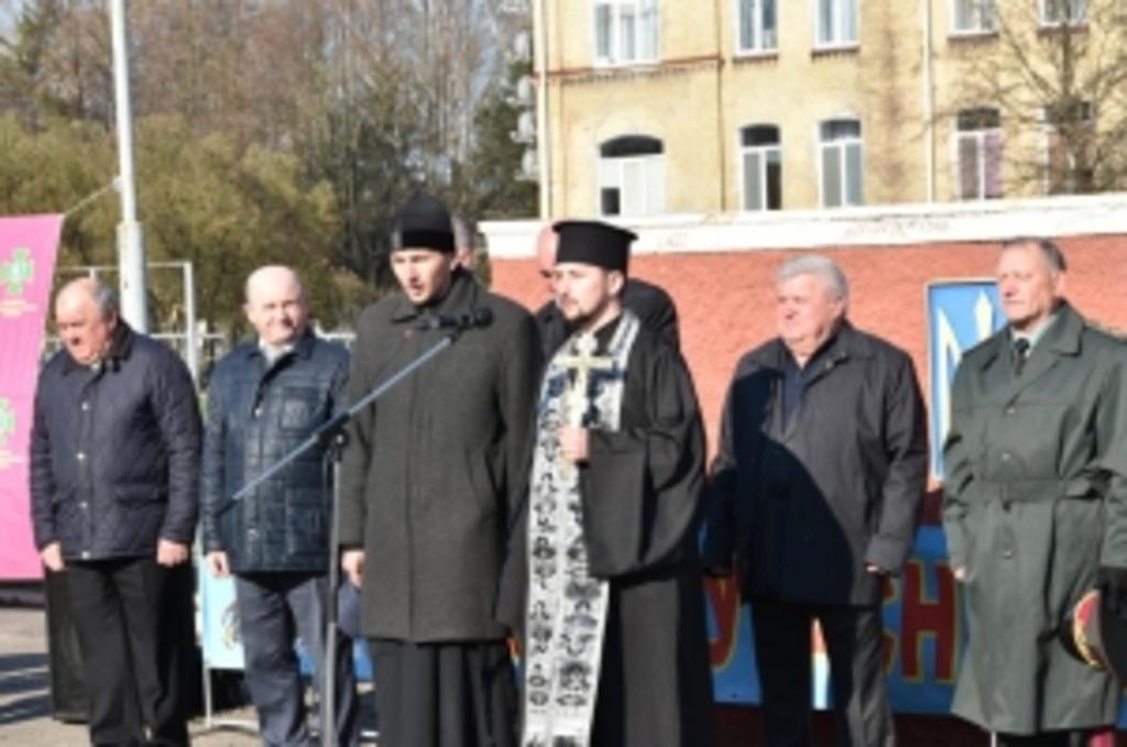 У Луцьку молитовно вшанували героя-прикордонника