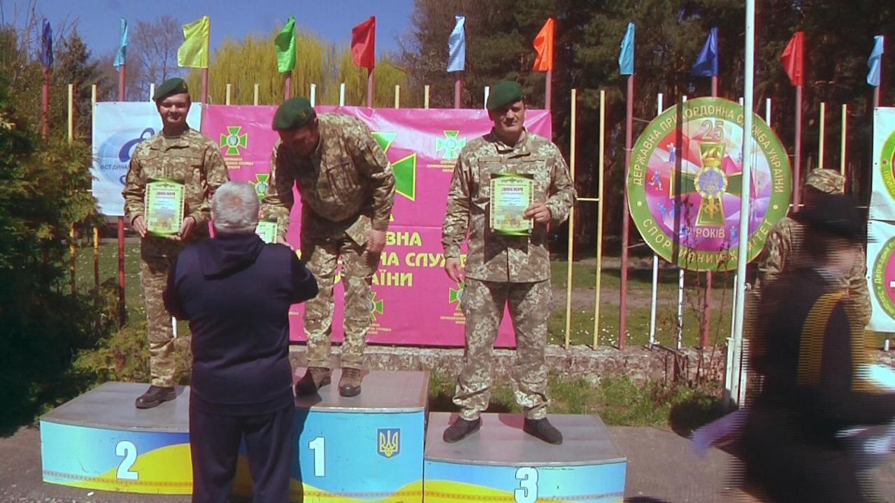 Луцький прикордонний загін здобув друге місце на чемпіонаті зі спортивного орієнтування. ФОТО
