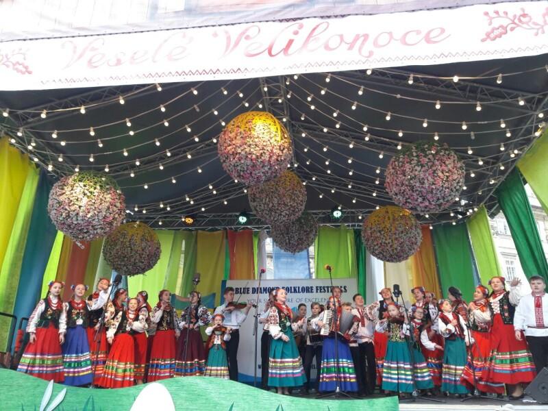 Лучани відвідали Прагу з метою обміну досвідом у сфері культури. ФОТО