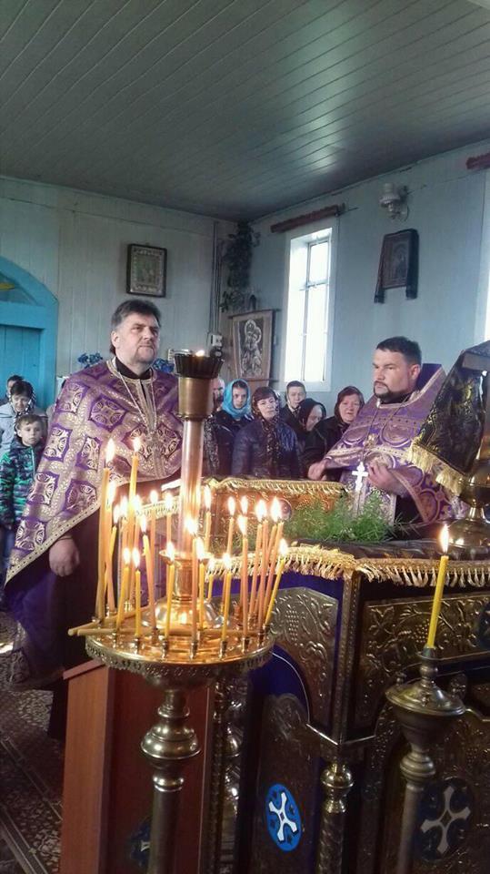 У ще одному волинському селі, яке перейшло до ПЦУ, представили нового священика