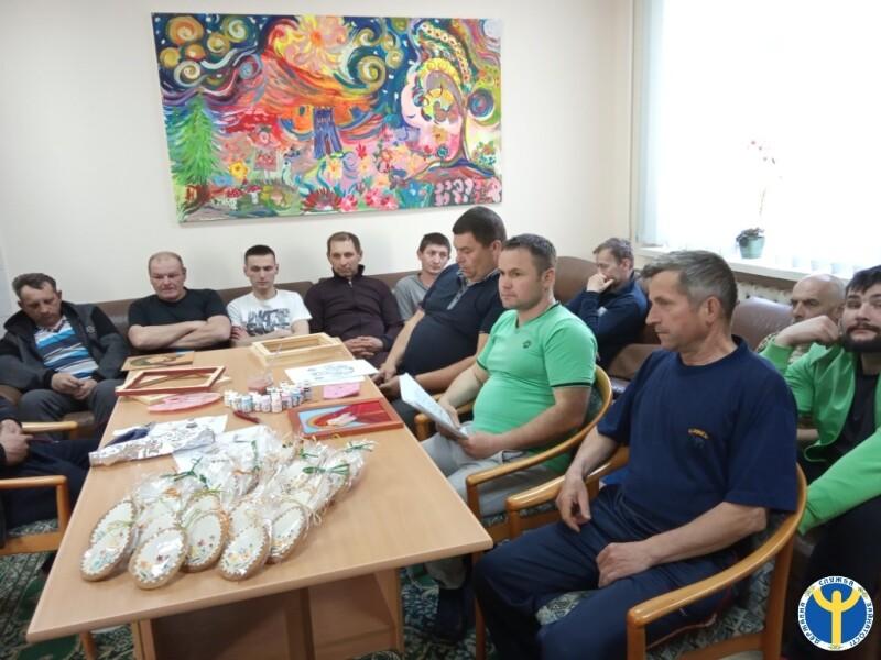 У Луцьку військовослужбовців та учасників АТО ознайомили з послугами центру зайнятості. ФОТО