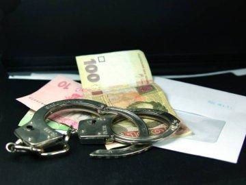 За хабар поліцейському волинянину загрожує кримінал