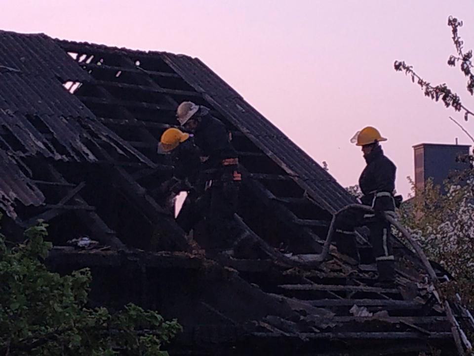 За минулий тиждень на Волині ліквідували 22 пожежі