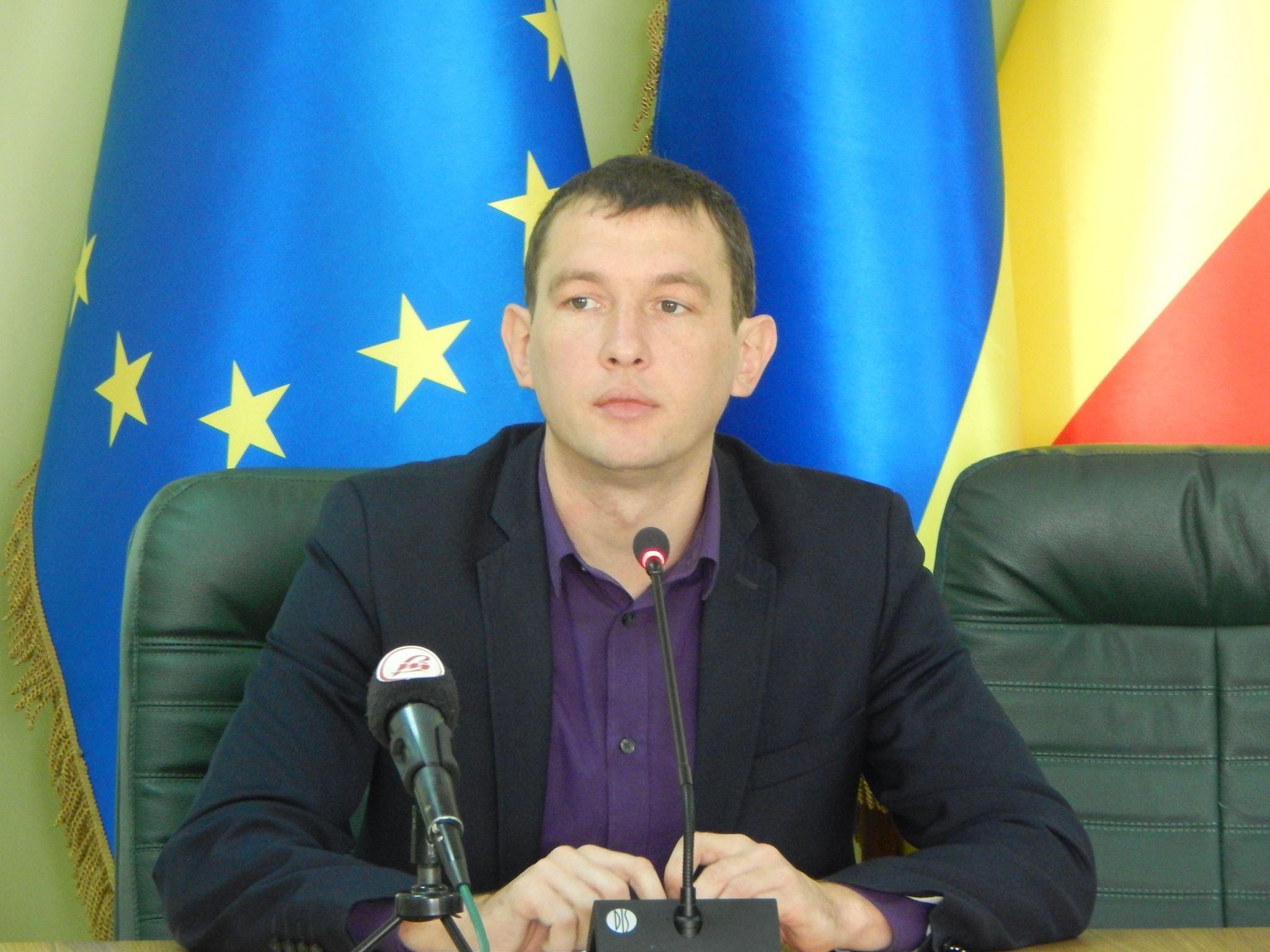 Моклиця вирішив піти з Громадської ради при Волинській ОДА через нового Президента