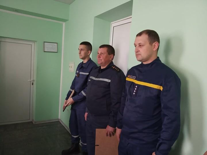 Відзначили волинських саперів, які ліквідовували наслідки надзвичайної ситуації на Чернігівщині. ФОТО
