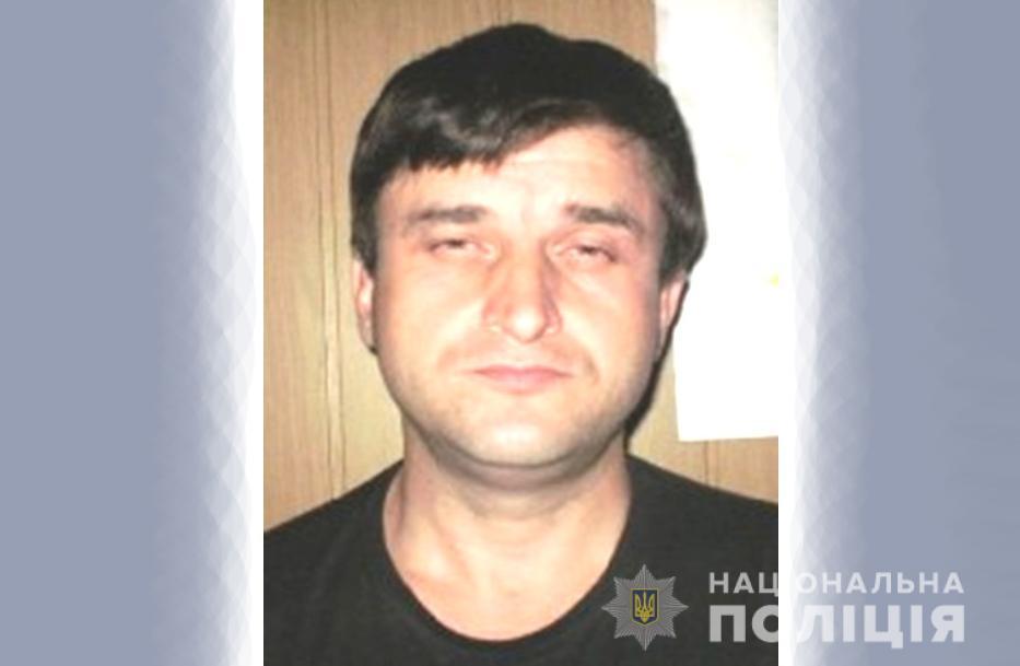 Поліція розшукує 45-річного лучанина за скоєння тяжких злочинів